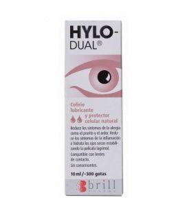 Hylo-dual Colirio Lubricante Y Protector Celul