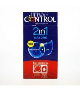 CONTROL 2 IN 1 NATURE