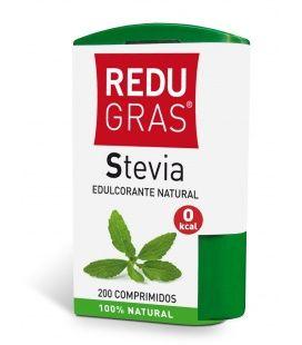REDUGRAS STEVIA 2OO COMPRIMIDOS