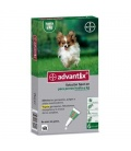 Advantix 4x0,4ml Perros Hasta 4kg