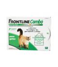 Frontline Combo Gatos 3 Pipetas