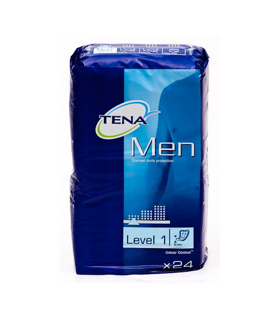 TENA FOR MEN LEVEL 1 24 UND.