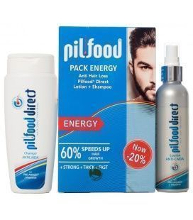 PIL-FOOD PACK ENERGY (LOCIÓN + CHAMPÚ)