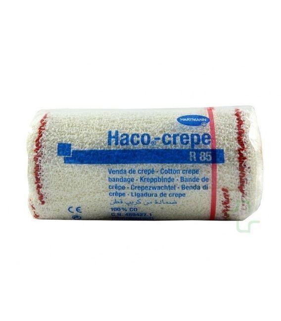 VENDA ELASTICA CREPE HACO-CREPE R-85 4M X 10CM