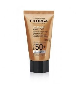 UV-BRONZE FACE SPF50+ FILORGA