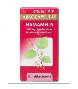 ARKOCAPSULAS HAMAMELIS 290 MG 48 CAPSULAS