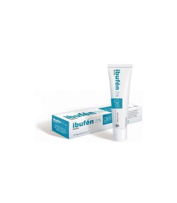 IBUFEN TOPICO 50 MG/G GEL TOPICO 50 G