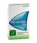 NICORETTE 4 MG 30 CHICLES