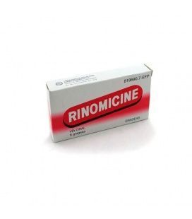 RINOMICINE GRAGEAS 6 GRAGEAS