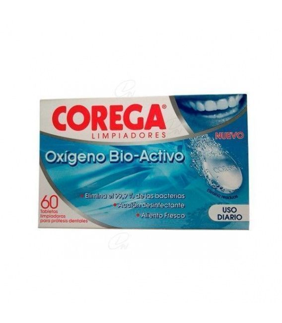 Corega Tabs 66 Tabletas