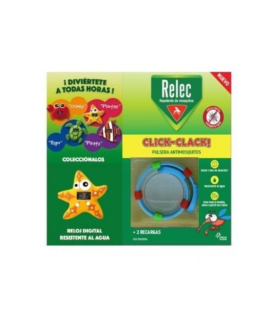 RELEC CLICK CLACK ESTRELLA