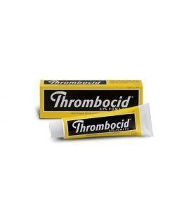 Thrombocid 1 Mg/g Pomada 1 Tubo 60 G