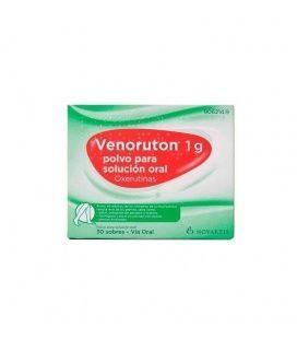 VENORUTON 1 G 30 SOBRES POLVO
