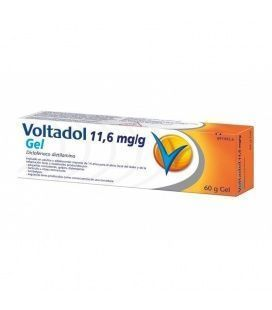Voltadol 11.6 Mg/g Gel Topico 60 G
