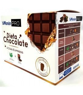 BIMANAN PRO DIETA CHOCOLATE 3 DIAS EXPRESS