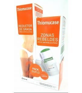Thiomucase Top Kit Duplo Stick + Crema