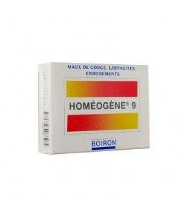 HOMEOGENE 9 60 COMP