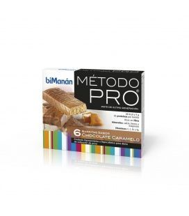 Bimanan Metodo Pro Barrita Chocolate-caramelo Hi