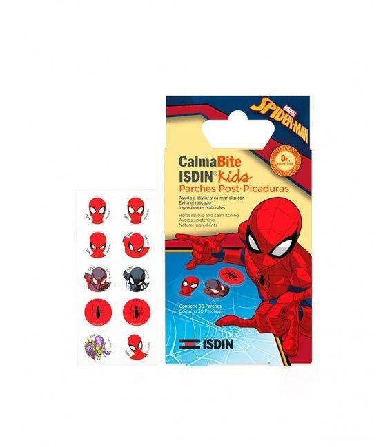 CALMABITE ISDIN KIDS PARCHES POST PICADURAS SPIDERMAN