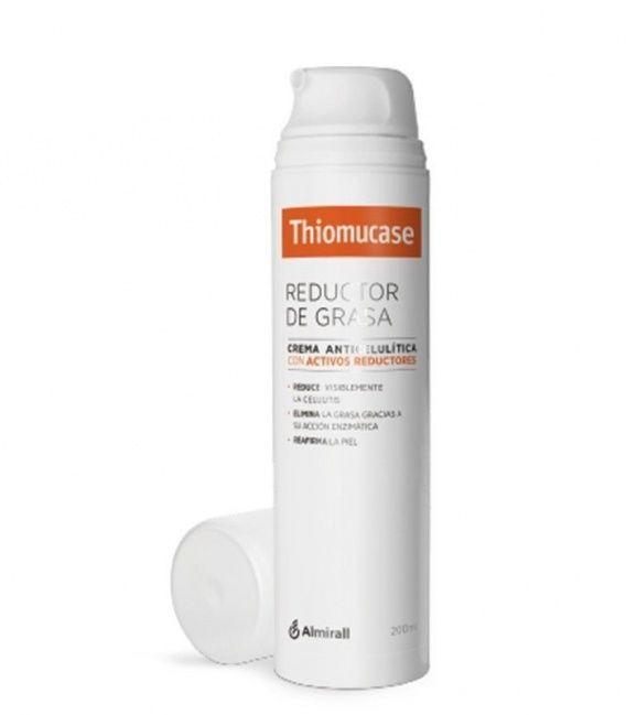 Thiomucase Crema Anticelulítica 200 ml