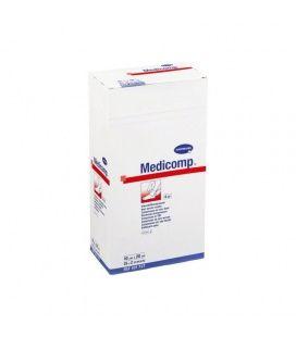 MEDICOMP COMPRESAS APOSITO ESTERIL 10 X 10 CM 10
