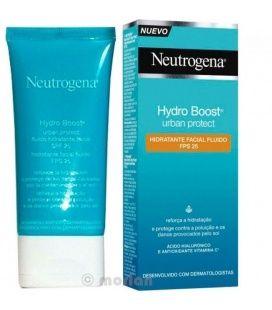 Neutrogena Hydro Boost Urban Protect Spf 25 Flui