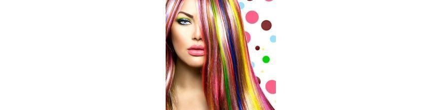 Colorantes - decolorantes