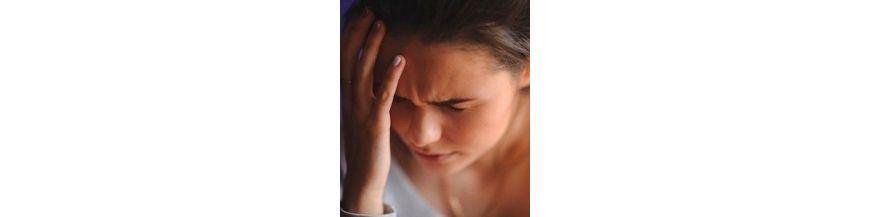 Dolor de cabeza, fiebre y migrañas